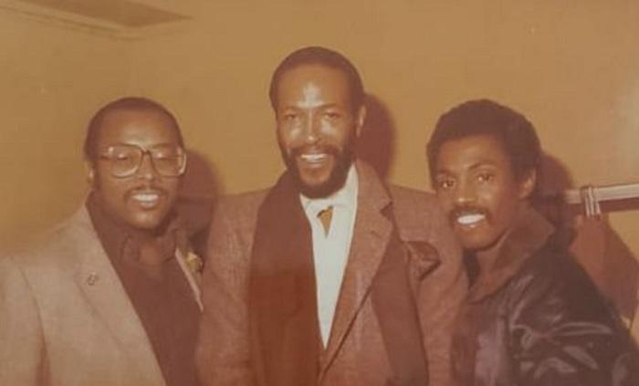 Buzz Willis , Marvin Gaye & Robert ' Kool' Bell