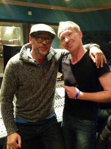 Garry Christian & Simon Britton