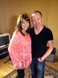 Jane McDonald & Simon Britton