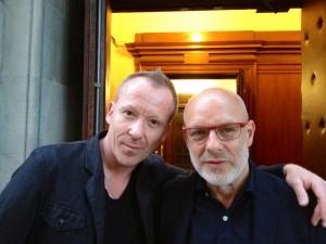 Simon Britton & Brian Eno